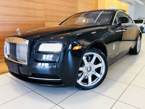 Certified Pre-Owned 2014 Rolls-Royce Wraith