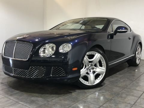 Pre-Owned 2015 Bentley Continental GT Base