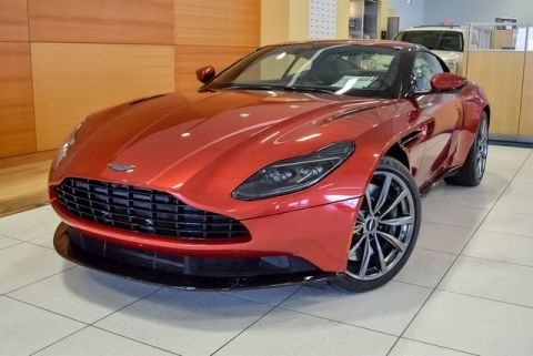 New 2018 Aston Martin DB11 V8