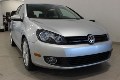 Certified Pre-Owned 2011 Volkswagen Golf TDI