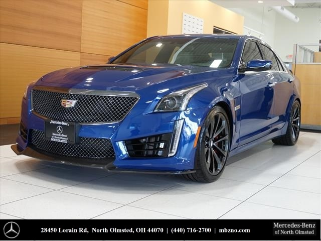 Pre-Owned 2019 Cadillac CTS-V 2SV