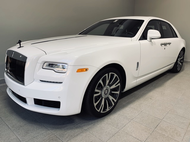 New 2019 Rolls-Royce Ghost Base