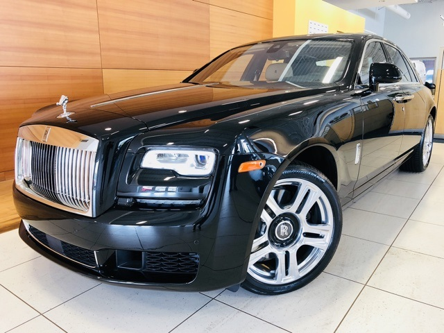New 2018 Rolls-Royce Ghost