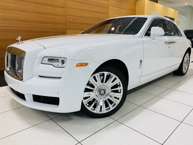 New 2019 Rolls-Royce Ghost