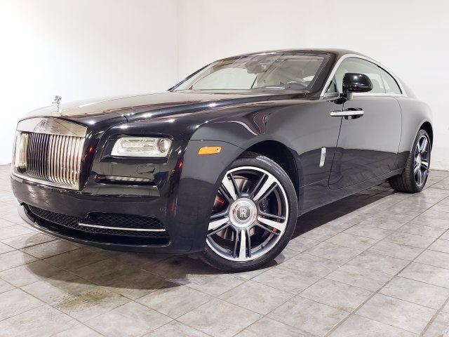Certified Pre-Owned 2016 Rolls-Royce Wraith