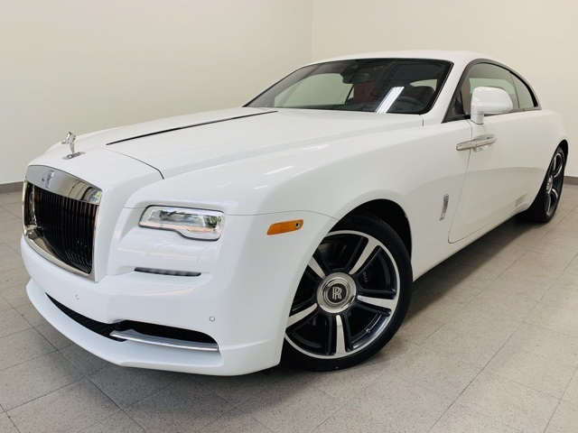 New 2019 Rolls-Royce Wraith Base