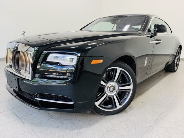 Certified Pre-Owned 2018 Rolls-Royce Wraith Base