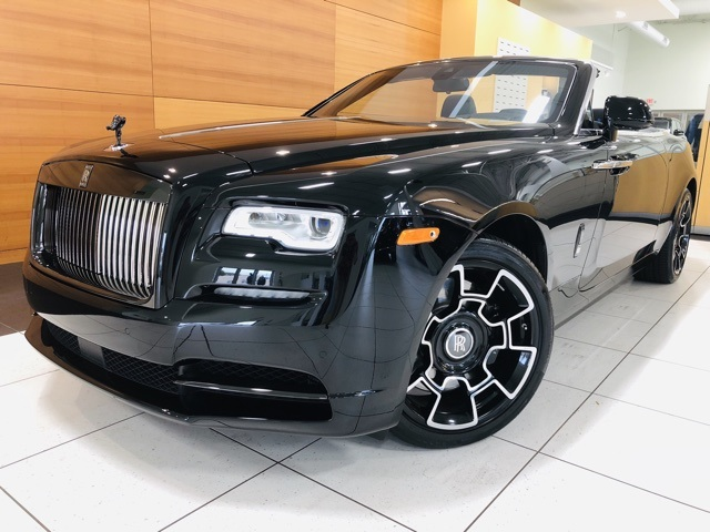 New 2018 Rolls-Royce Dawn Black Badge
