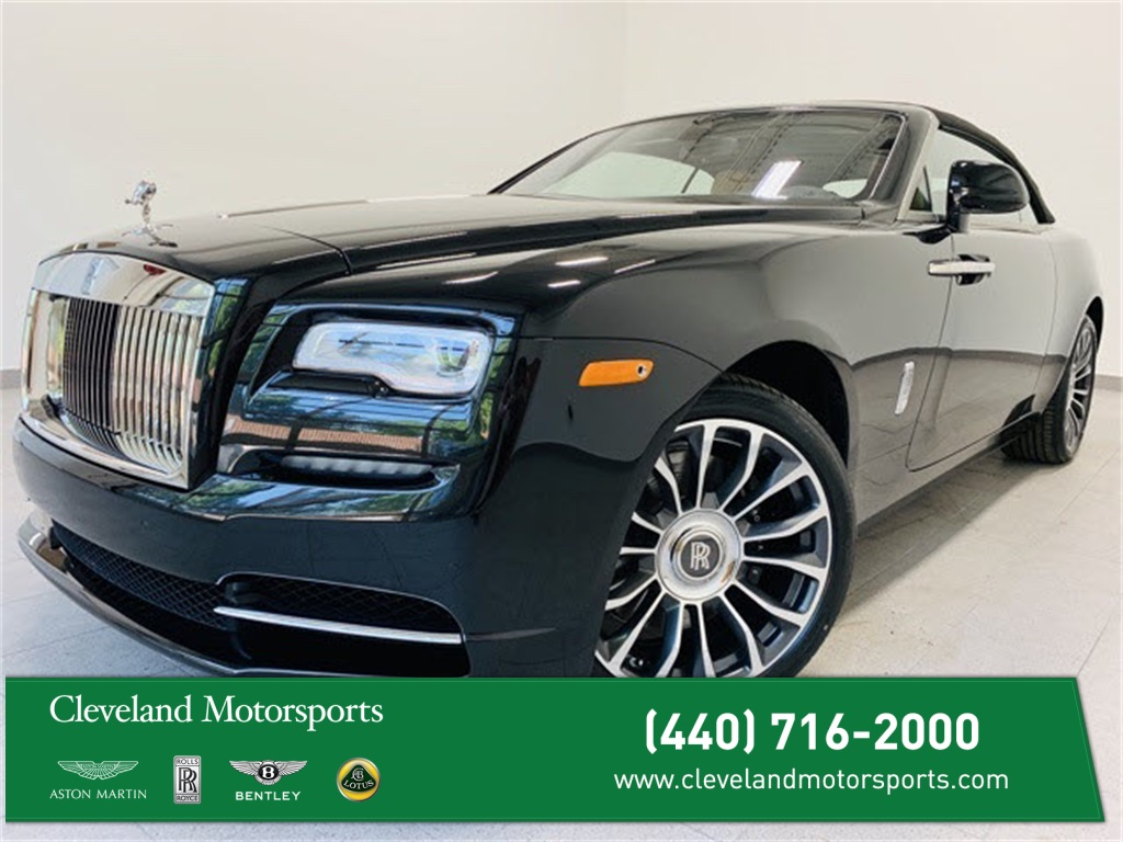 Certified Pre-Owned 2019 Rolls-Royce Dawn