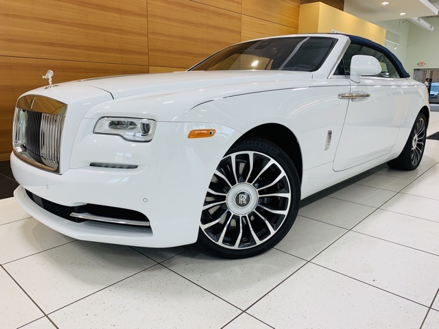New 2019 Rolls-Royce Dawn