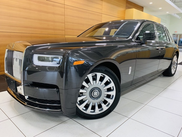 New 2019 Rolls-Royce Phantom