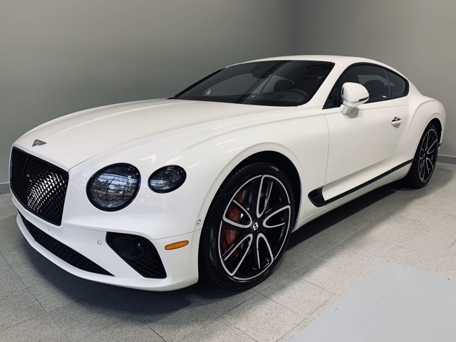 New 2020 Bentley Continental GT V8