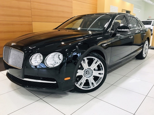 Pre-Owned 2018 Bentley Flying Spur W12