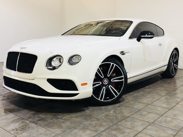 Certified Pre-Owned 2017 Bentley Continental GT V8 S