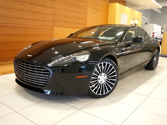New 2017 Aston Martin Rapide S  With Navigation