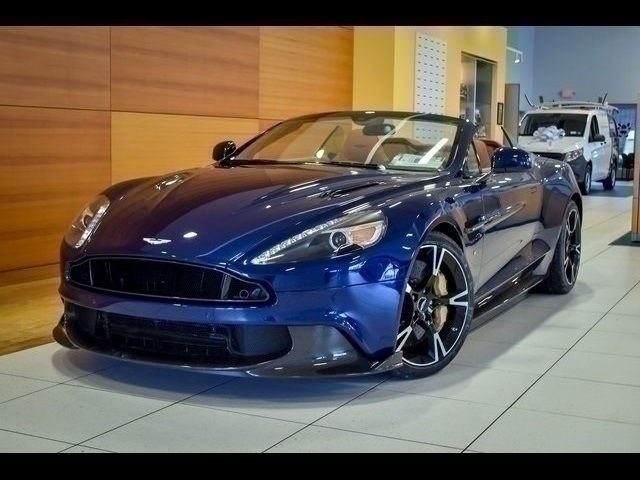 New Aston Martin Vanquish S Volante D Convertible In North - Aston martin volante