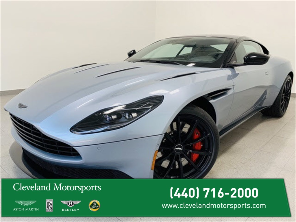 Pre-Owned 2019 Aston Martin DB11 AMR