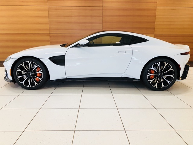 Pre Owned 2019 Aston Martin Vantage 2d Coupe In North Olmsted