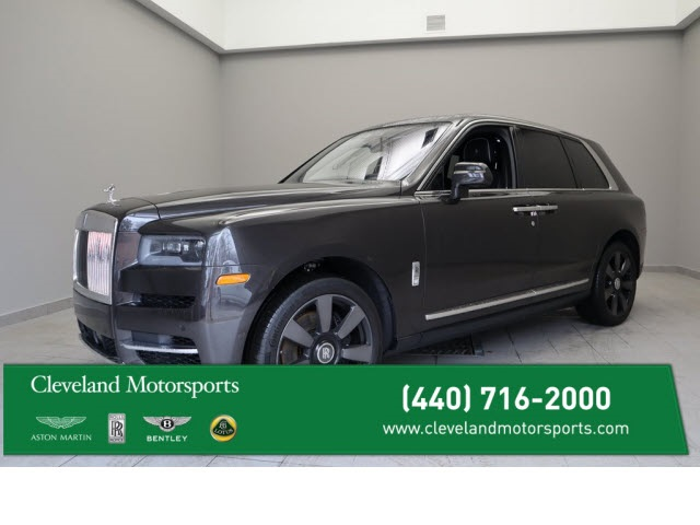 Pre-Owned 2019 Rolls-Royce Cullinan Base