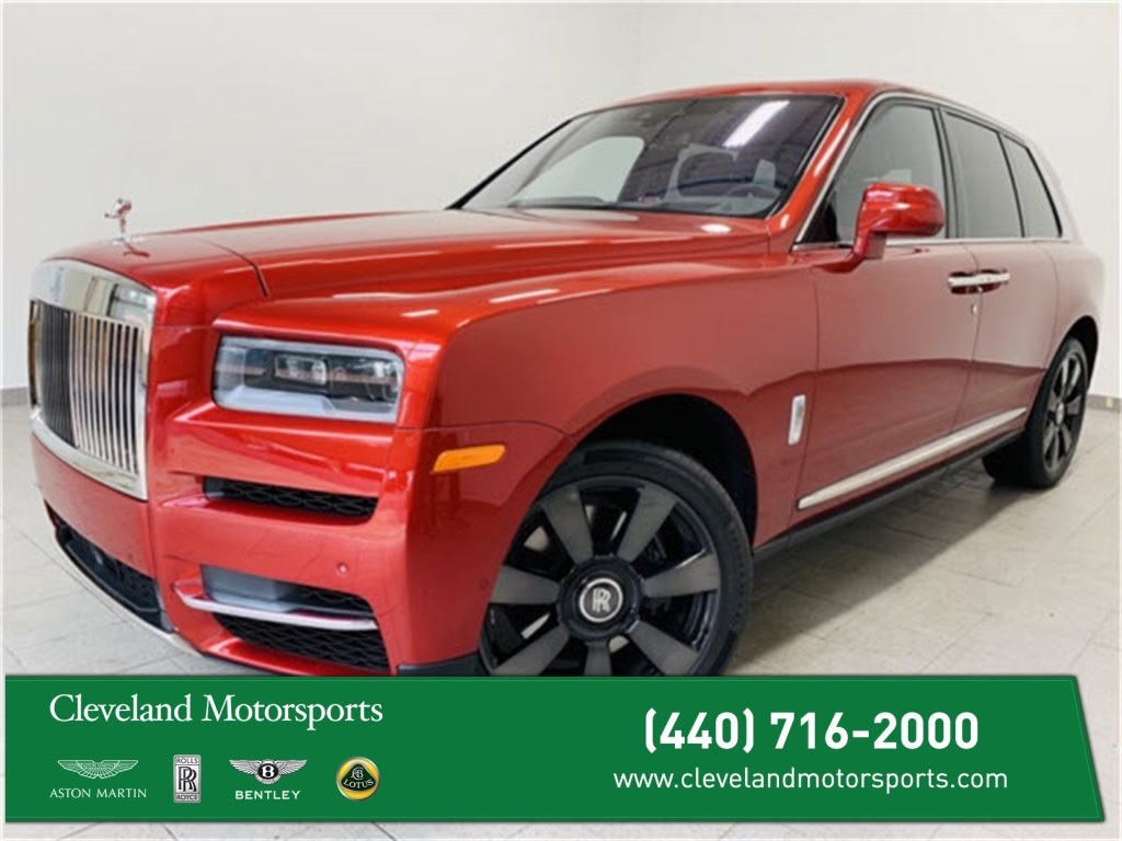 Certified Pre-Owned 2019 Rolls-Royce Cullinan