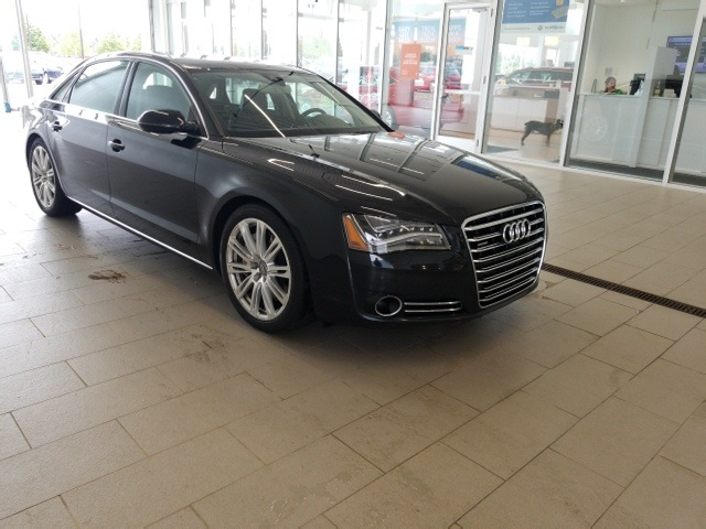 PreOwned Audi A L T D Sedan In North Olmsted V - Audi pre owned