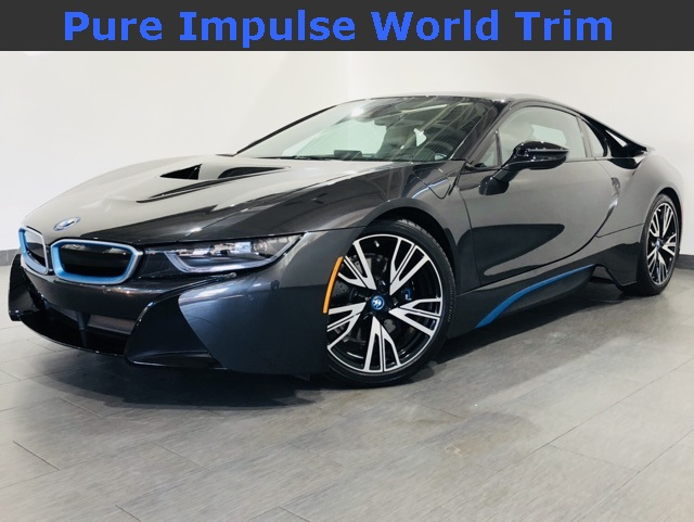 Pre-Owned 2015 BMW i8 Base