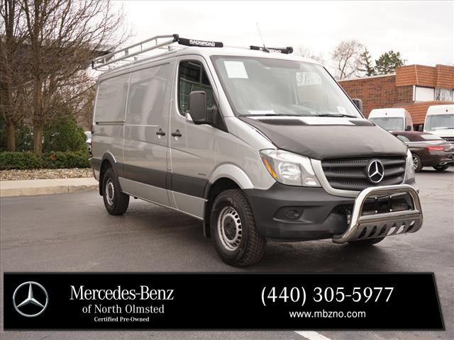 Certified Pre-Owned 2014 Mercedes-Benz Sprinter 2500 Cargo 144 WB