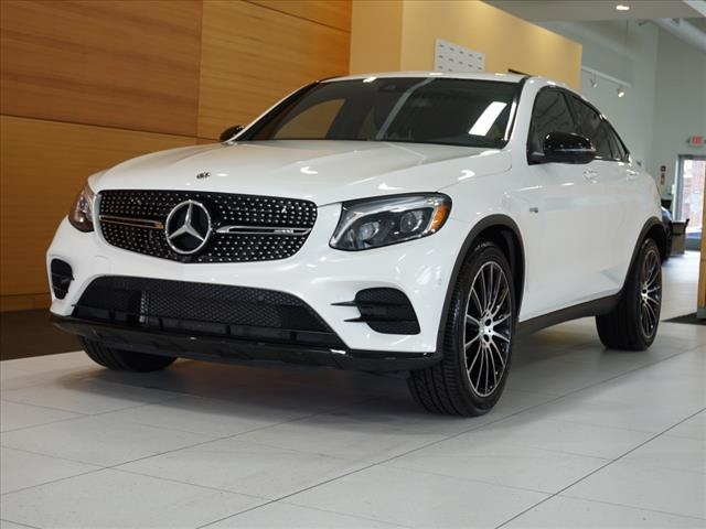 Certified Pre-Owned 2018 Mercedes-Benz GLC GLC 43 AMG® Coupe