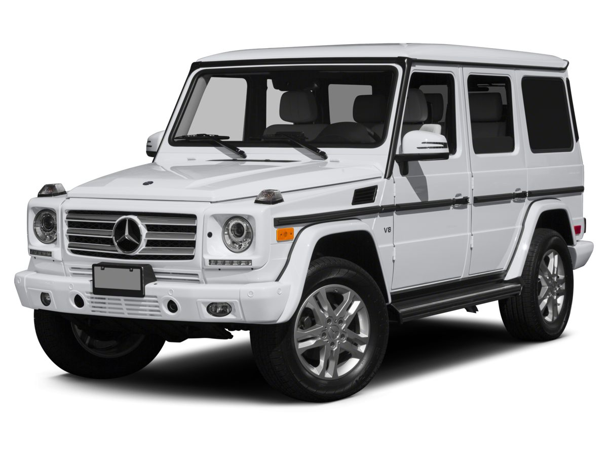 Certified Pre Owned 2014 Mercedes Benz G Class G 550