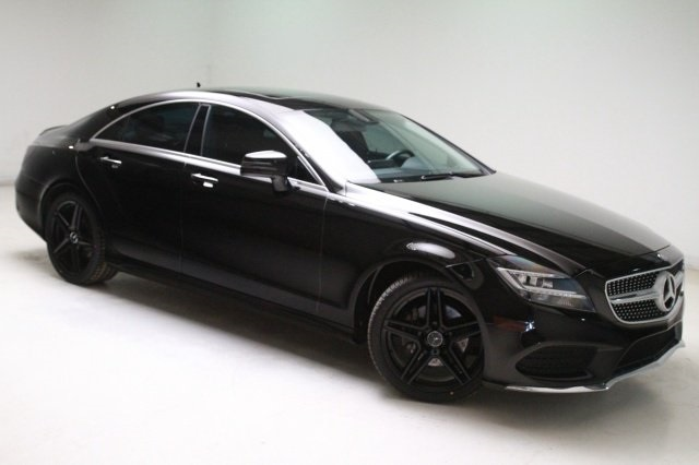 Pre-Owned 2015 Mercedes-Benz CLS CLS 400
