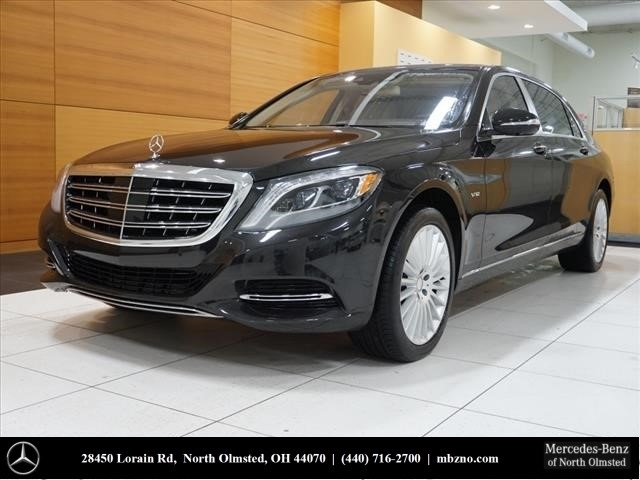 Certified Pre-Owned 2016 Mercedes-Benz S-Class S 600