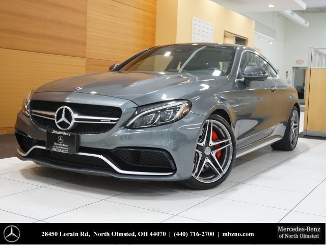Certified Pre-Owned 2018 Mercedes-Benz C-Class C 63 S AMG®