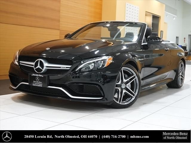 Certified Pre-Owned 2018 Mercedes-Benz C-Class C 63 AMG®