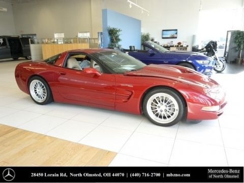 Pre-Owned 1999 Chevrolet Corvette Mallett 435