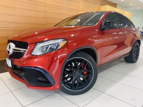 Pre-Owned 2016 Mercedes-Benz GLE GLE 63 S AMG®