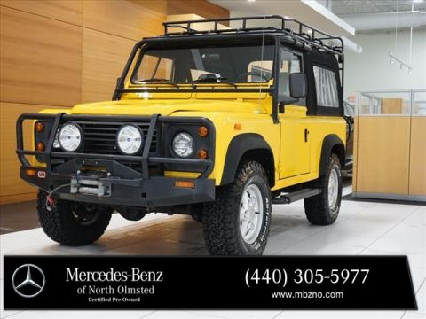 Pre-Owned 1994 Land Rover Defender 90 Base
