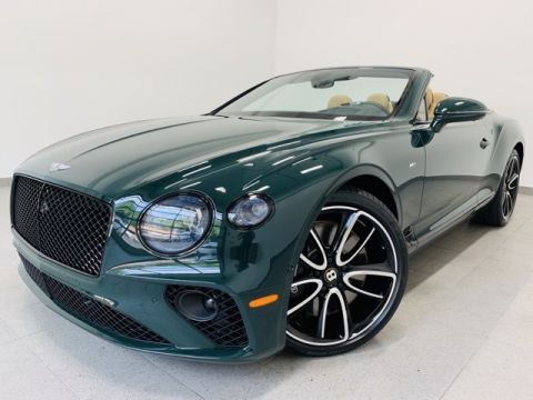 Pre-Owned 2020 Bentley Continental GTC Convertible