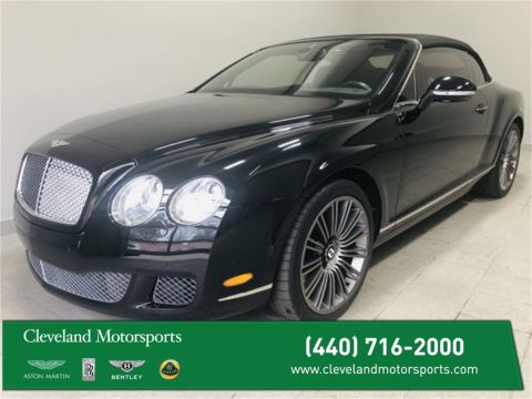 Pre-Owned 2010 Bentley Continental GTC Base