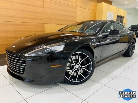 Pre-Owned 2015 Aston Martin Rapide S
