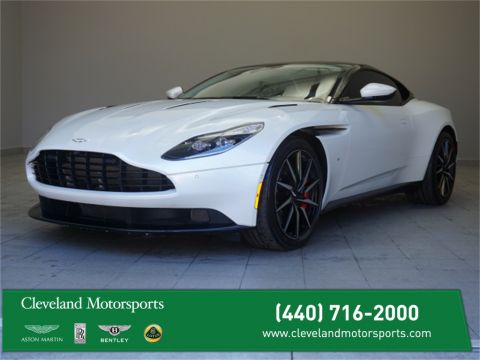 Pre-Owned 2017 Aston Martin DB11 Launch Edition