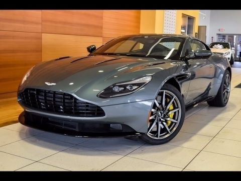 New 2018 Aston Martin DB11 V12
