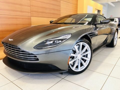 New 2018 Aston Martin DB11 Base