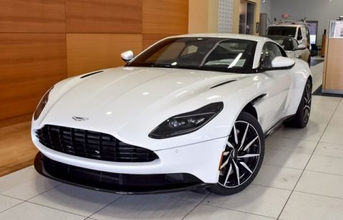 New 2018 Aston Martin DB11