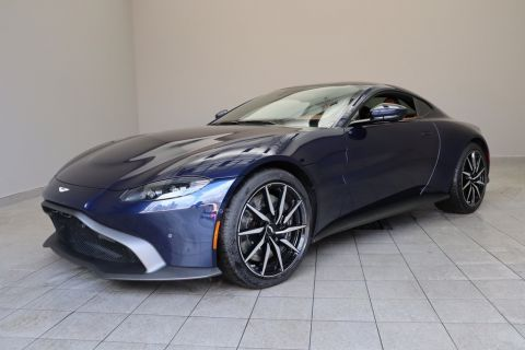 Pre-Owned 2020 Aston Martin Vantage Base