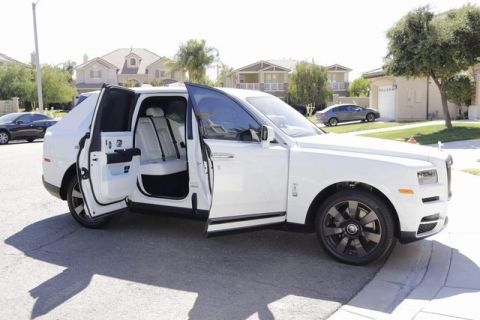 Certified Pre-Owned 2019 Rolls-Royce Cullinan Base
