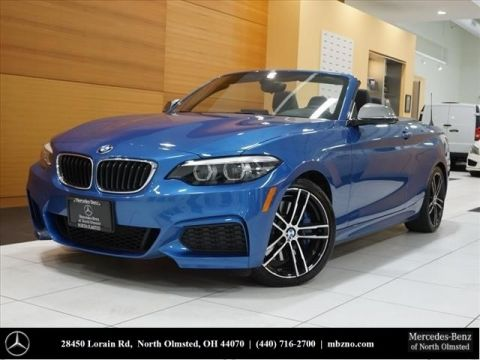 Pre-Owned 2018 BMW 2 Series M240i