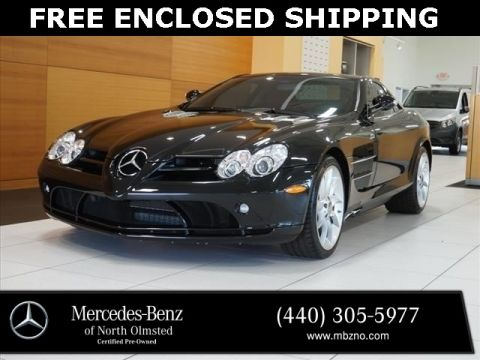 Pre-Owned 2006 Mercedes-Benz SLR McLaren Base