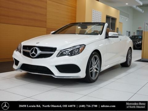 Certified Pre-Owned 2016 Mercedes-Benz E-Class E 550