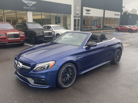 Pre-Owned 2018 Mercedes-Benz C-Class C 63 AMG®
