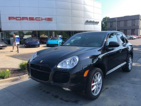 Pre-Owned 2005 Porsche Cayenne Turbo